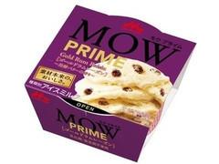 MOW PRIME ゴールドラムレーズン 発酵バターの香り
